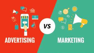 Pazarlama ve reklamcılık arasındaki farklar !