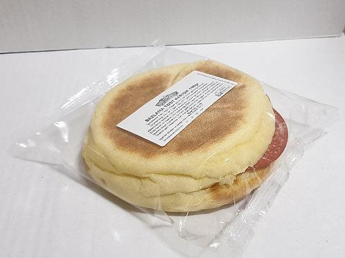 Hazır bazlama tost ekstra kaşarlı