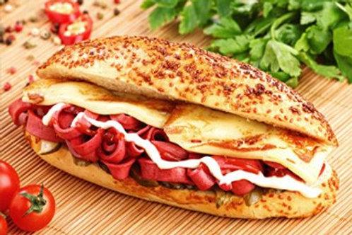 Kumru sandviç tost