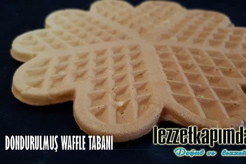 Hazır waffle hamuru (tabanı) 90 gr