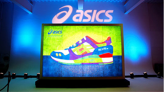 ASics | United Fashion Outlets