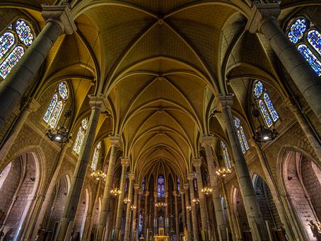 Lettre à Monseigneur Rougé, évêque de Nanterre