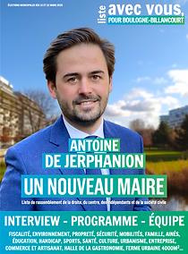 Antoine de Jerphanion - Capture Programm