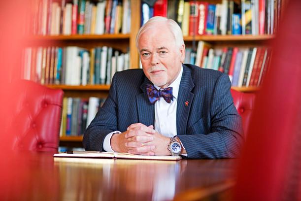Professor Aldwyn Cooper