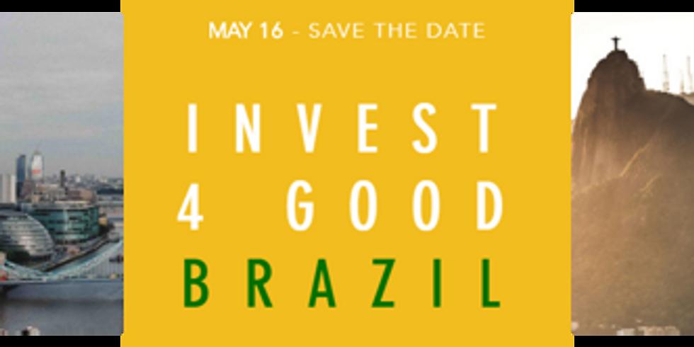 Invest 4 Good Brazil 2019