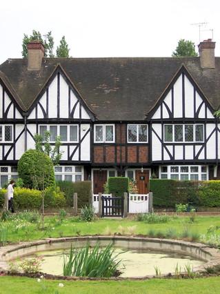 The 'village pond'