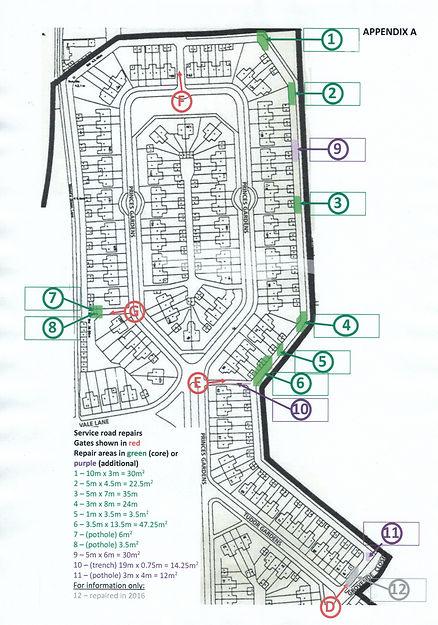 03052021_Service road repairs map - prov