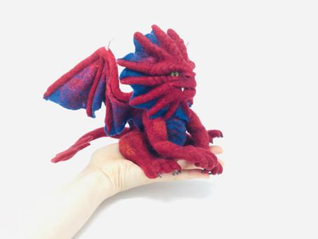 The Making of a Dragon - Niv-Mizzet
