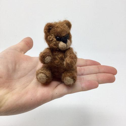 Brown Furry Bear