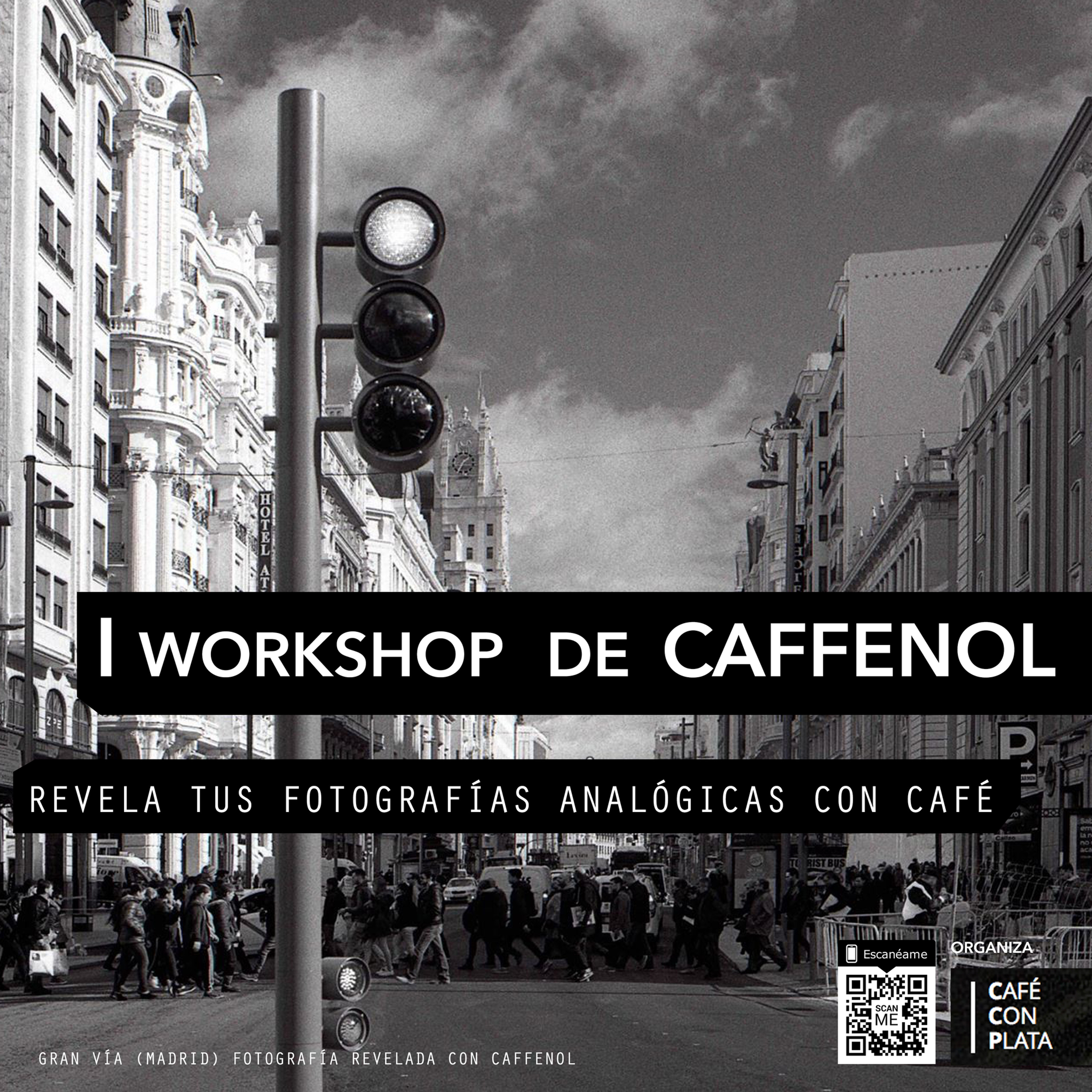I Workshop de Caffenol (próximamente)