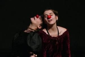 Rose Beef et Pazz Teck dans BEEF-TEX au Théâtre 14. Juillet 2020