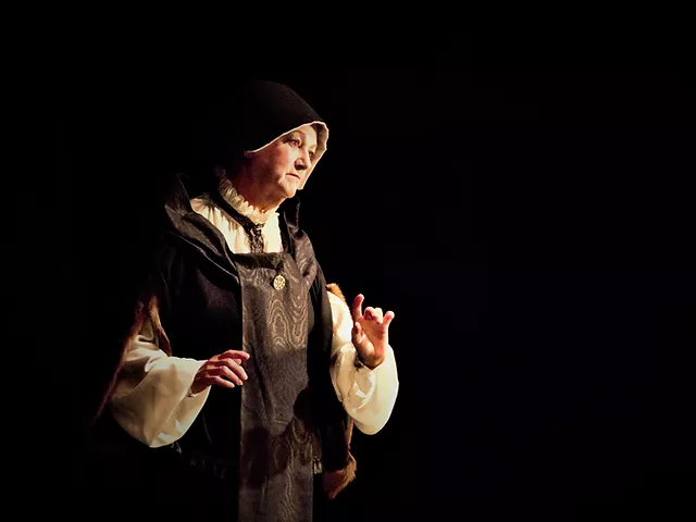 Christine Narovitch de la Compagnie Oghma