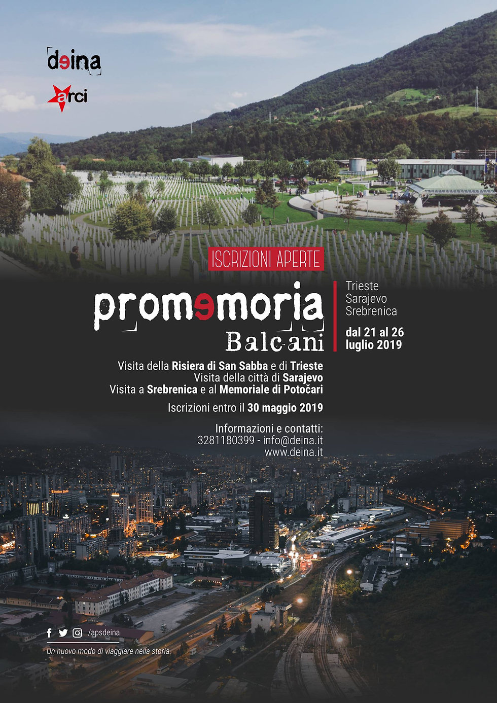 locandina promemoria balcani 2019 web.jp