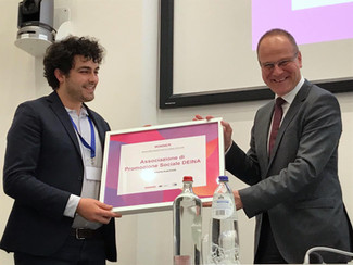 Deina ha vinto il Premio Altiero Spinelli 2018
