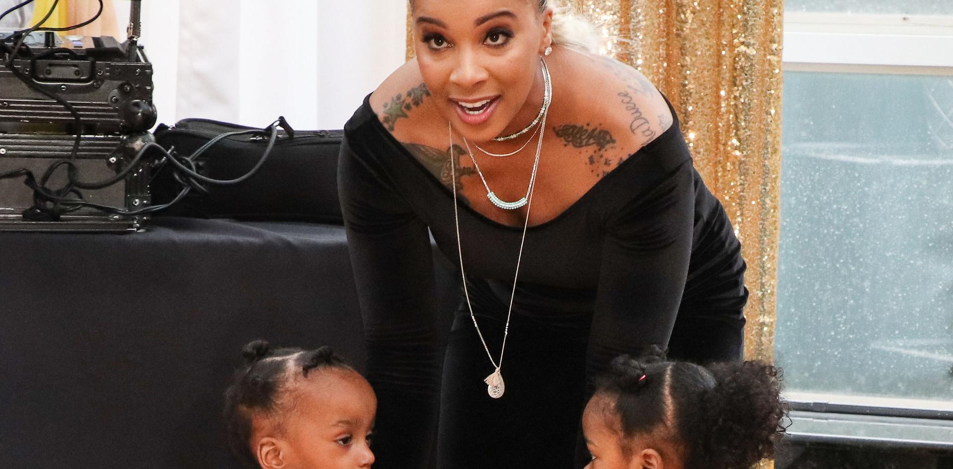 Mommy, Dakota & Cousin