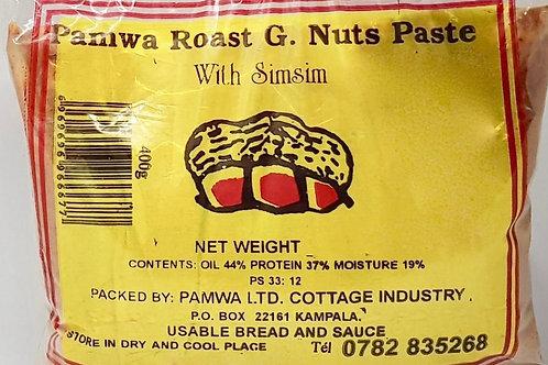 Roast Nuts With SimSim