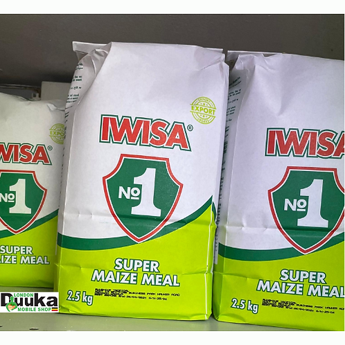 Lwisa Maize Meal