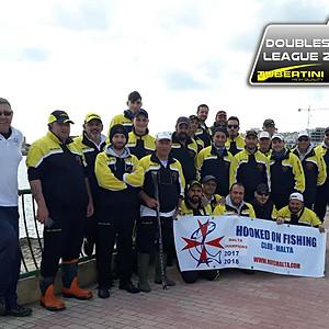 HOFC Tubertini R18 Doubles League 2019