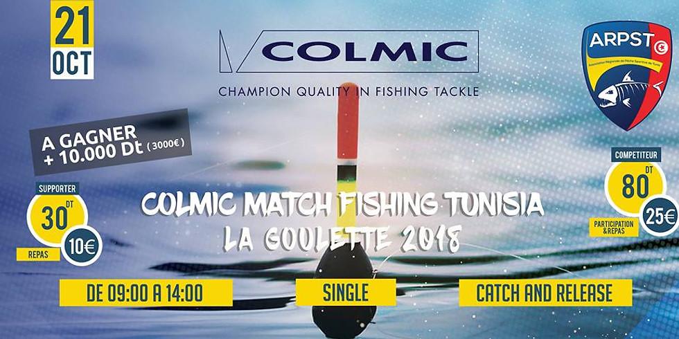 Colmic Match Fishing Tunisia La Goulette