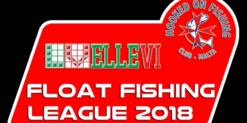 HOFC Ellevi Float Fishing League 2018 3rd Match