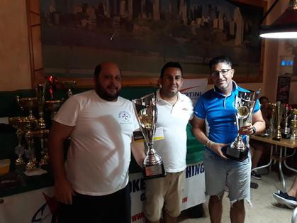 Champions HOFC Tubertini Malta Pesca R18 Doubles League 2019