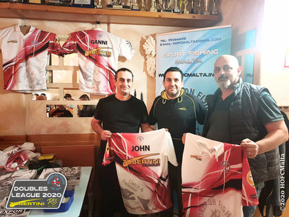 Official Gear Sponsor 2020 / 2022 Tubertini Malta - Grateful for the constant support  & upto 35