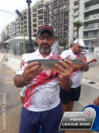 Impressive Match by Adrian Nelson bagging more than 3kg of fish on the last HOFC Float Match 2020.