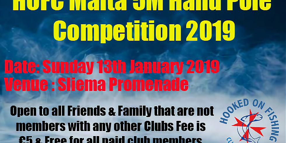 HOFC Malta 5M Hand Pole Competition 2019