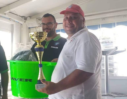 HOFC Malta Competes at the 2 Trofeo Mediterranean in Sicily 2019 Peter Paul Azzopardi wins his secti