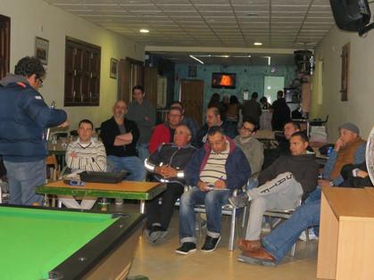HOFC Malta Seminar / 'Fenkata' This was held at Attard FC