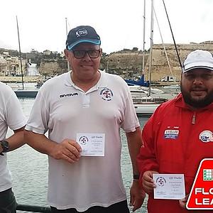 1st Match HOFC Ellevi Float Fishing League 2018
