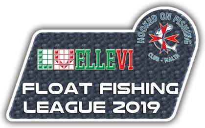 Marlon Tanti remarkable weight caught in 2nd Match of the HOFC Ellevi Float League 2019.