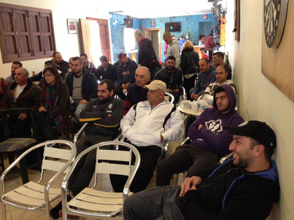 Hooked On Fishing Annual General Meeting 2015