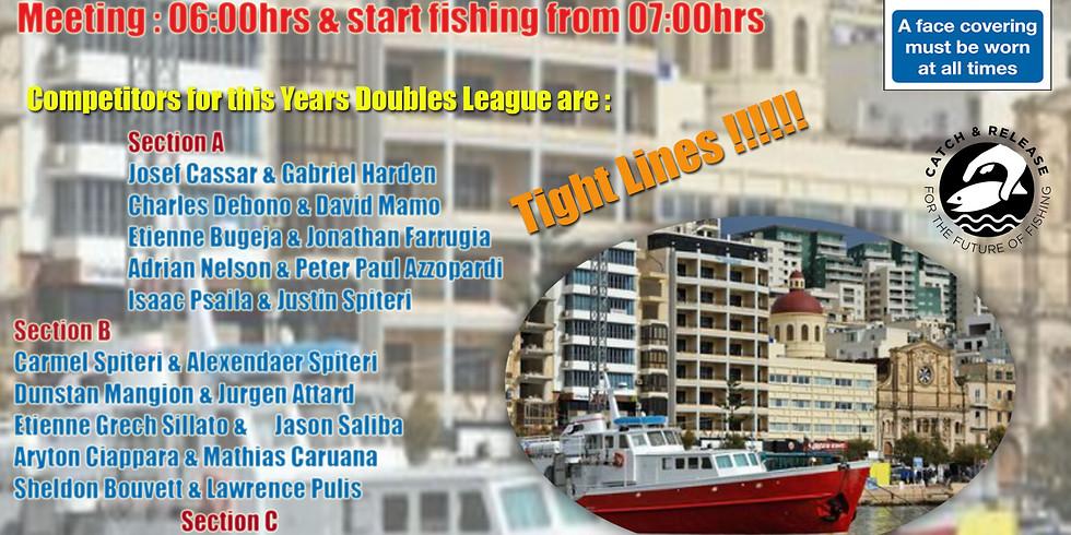 HOFC Tubertini Go Fish Doubles League 2021 - 2nd Match