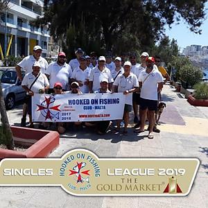 3rd Match HOFC The Gold Market Singles OLeague 2019