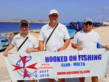 Final Match of the HOFC @The Gold Market Singles League 2019