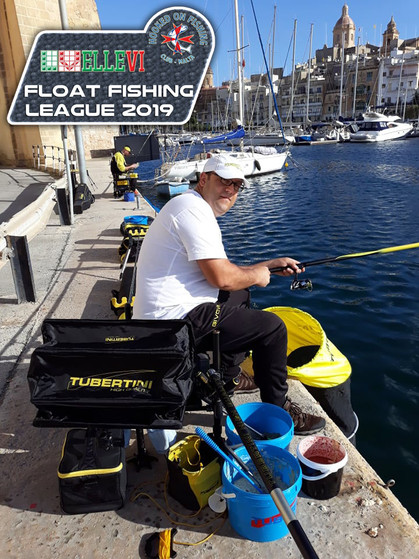 Marlon Tanti equipped with Tubertini crowned as HOFC Ellevi Float Fishing Champion for second year r