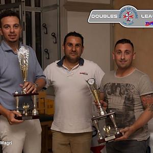 Trophies Presentation Tubertini Doubles League 2018