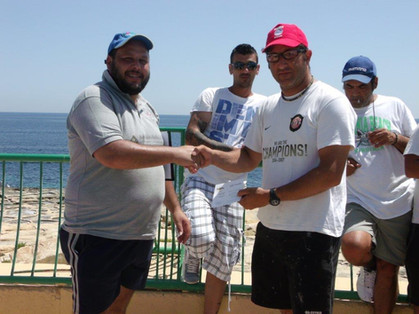 3rd Leg Singles Hooked on Fishing Club League , Sponsored by  Xuereb Installations Ltd.