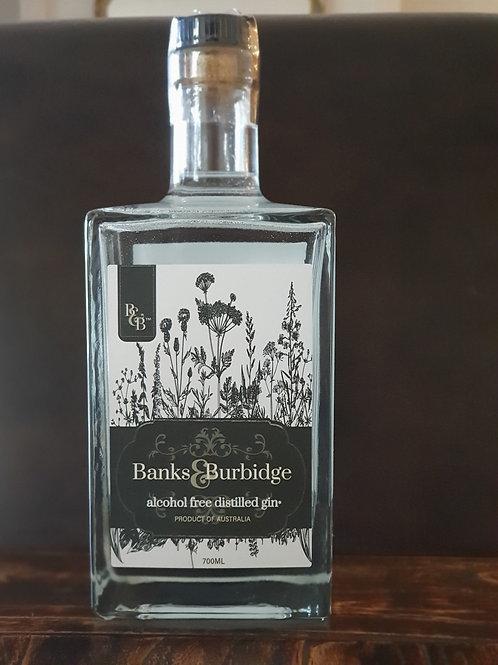 Banks & Burbidge™ Gin - 700ml Bottle
