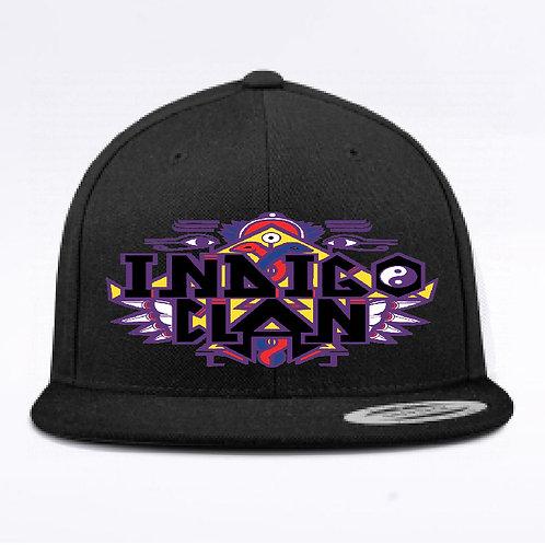 Indigo Clan Hat