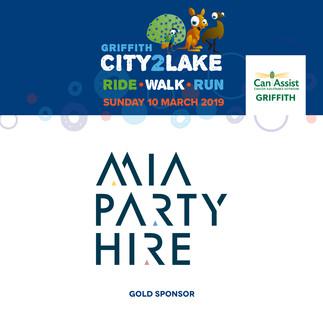 City2Lake Sponsor - Gold - Mia Party Hir