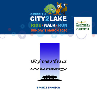 city2lake sponsor - bronze -  riverina n