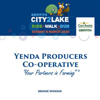 city2lake sponsor - bronze - yenda produ