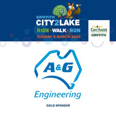 city2lake sponsor - gold - a&g engineeri