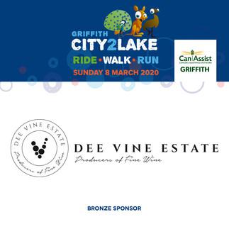 city2lake sponsor - bronze - dee vine es