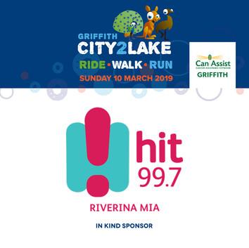 City2Lake Sponsor - In Kind - Hit 99.7.j