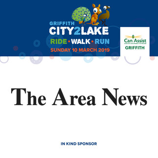 Area NewsCity2Lake Sponsor - In Kind - A