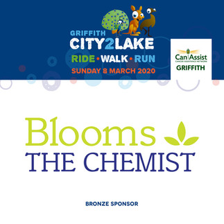 city2lake sponsor - bronze -  blooms the