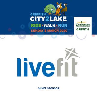 city2lake sponsor - silver - livefit 202